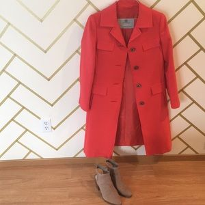 Aquascotum vintage coral jacket